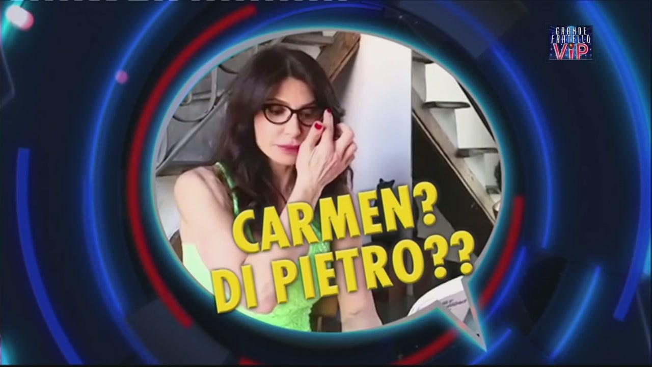 Carmen la poetessa