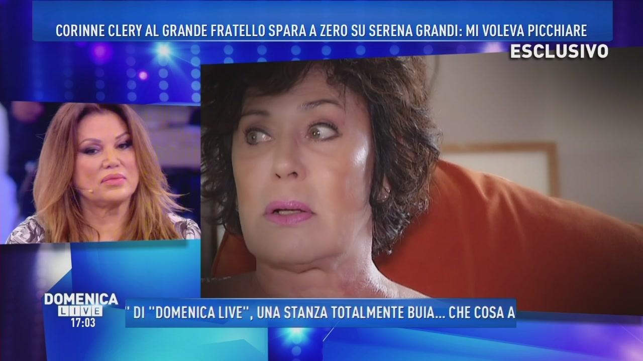 Serena Grandi vs Corinne Clery