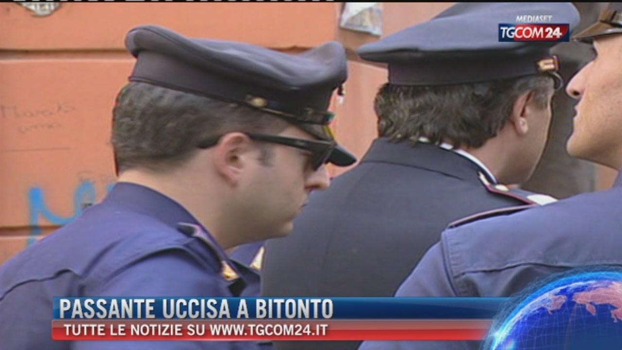 Breaking News delle ore 18.00: Passante uccisa a Bitonto