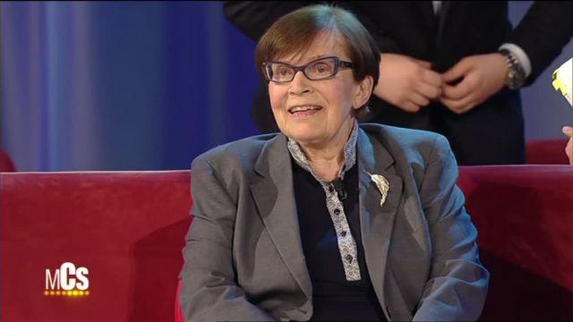 Franca Valeri: l'intervista