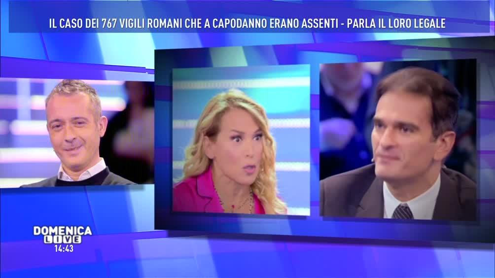 Roma: assenteismo di Capodanno