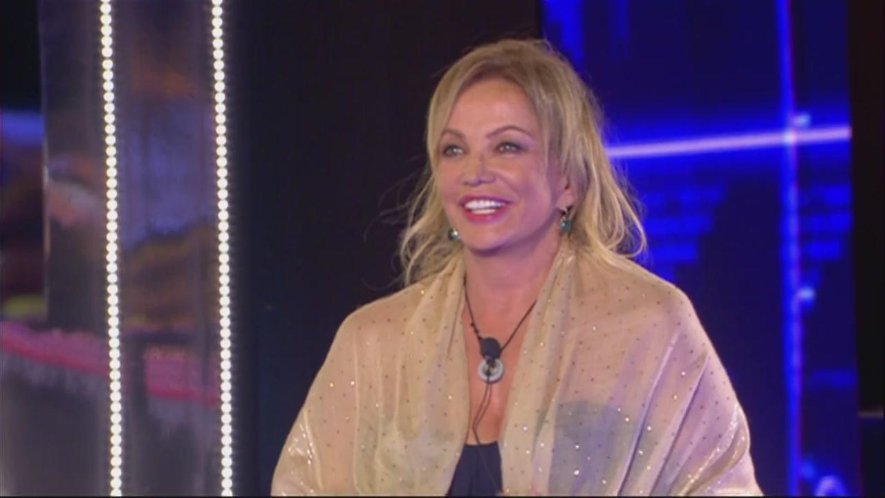 Simona Izzo è la prima concorrente di GF VIP 2
