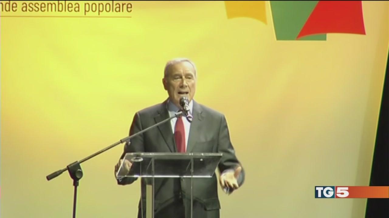 Grasso sfida Pd: noi voto utile a sinistra