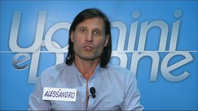 Vuoi conoscere Alessandro?