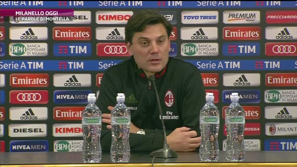 """Montella: """"Terzo posto e Supercoppa"""""""