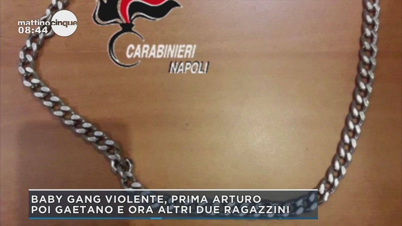 Napoli: la follia brutale delle baby gang