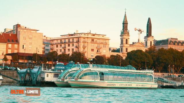 A spasso per Budapest