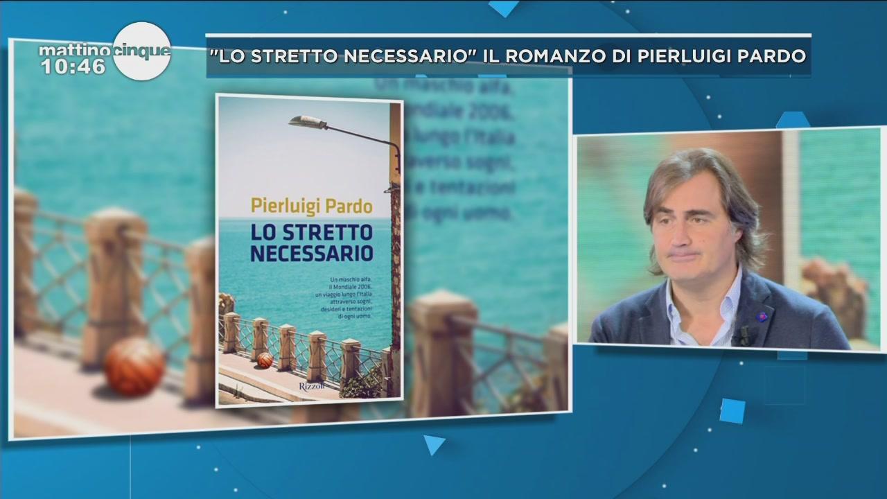 Pierluigi Pardo presenta il suo libro