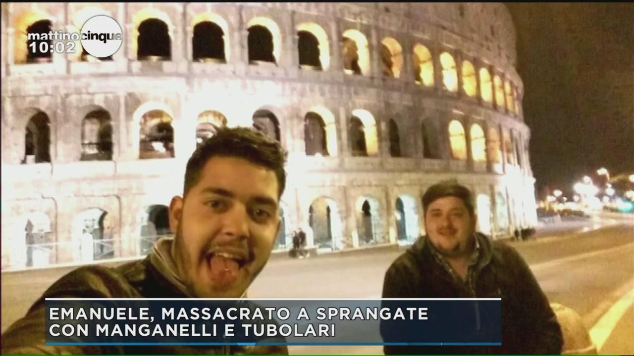 Emanuele: due primi arresti