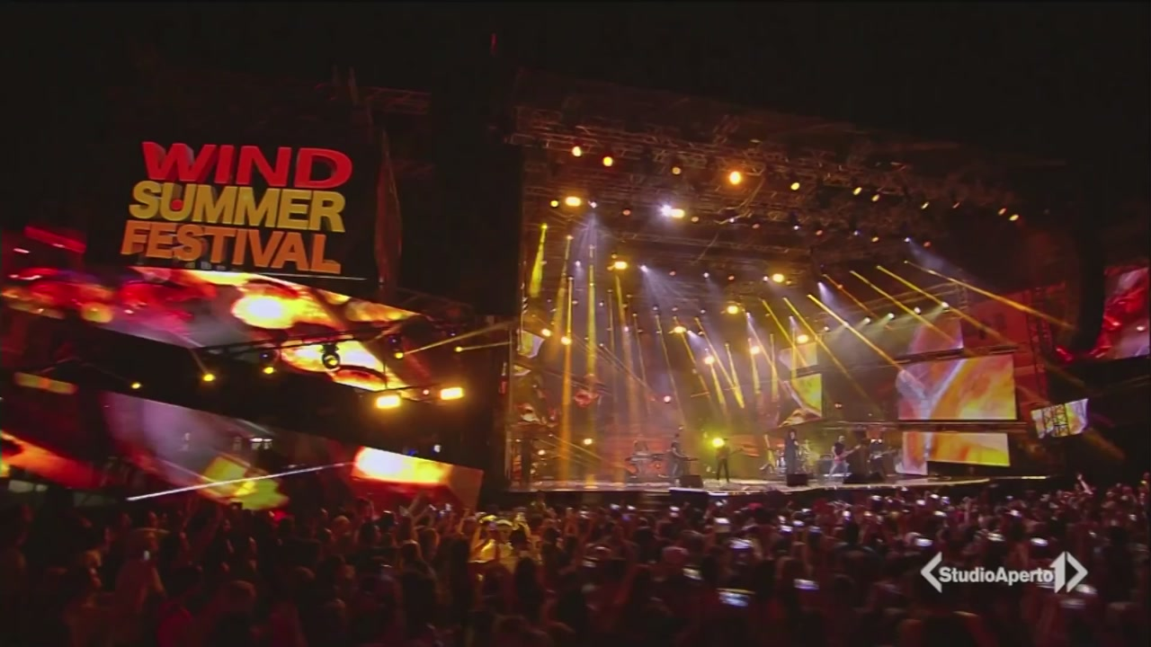 Stasera il Wind Summer Festival