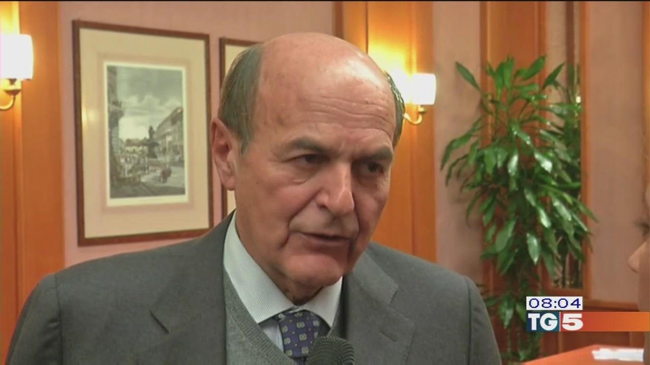 Bersani: dopo il voto confronto con Di Maio