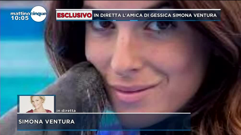 Gessica Notaro, parla l'amica Simona Ventura