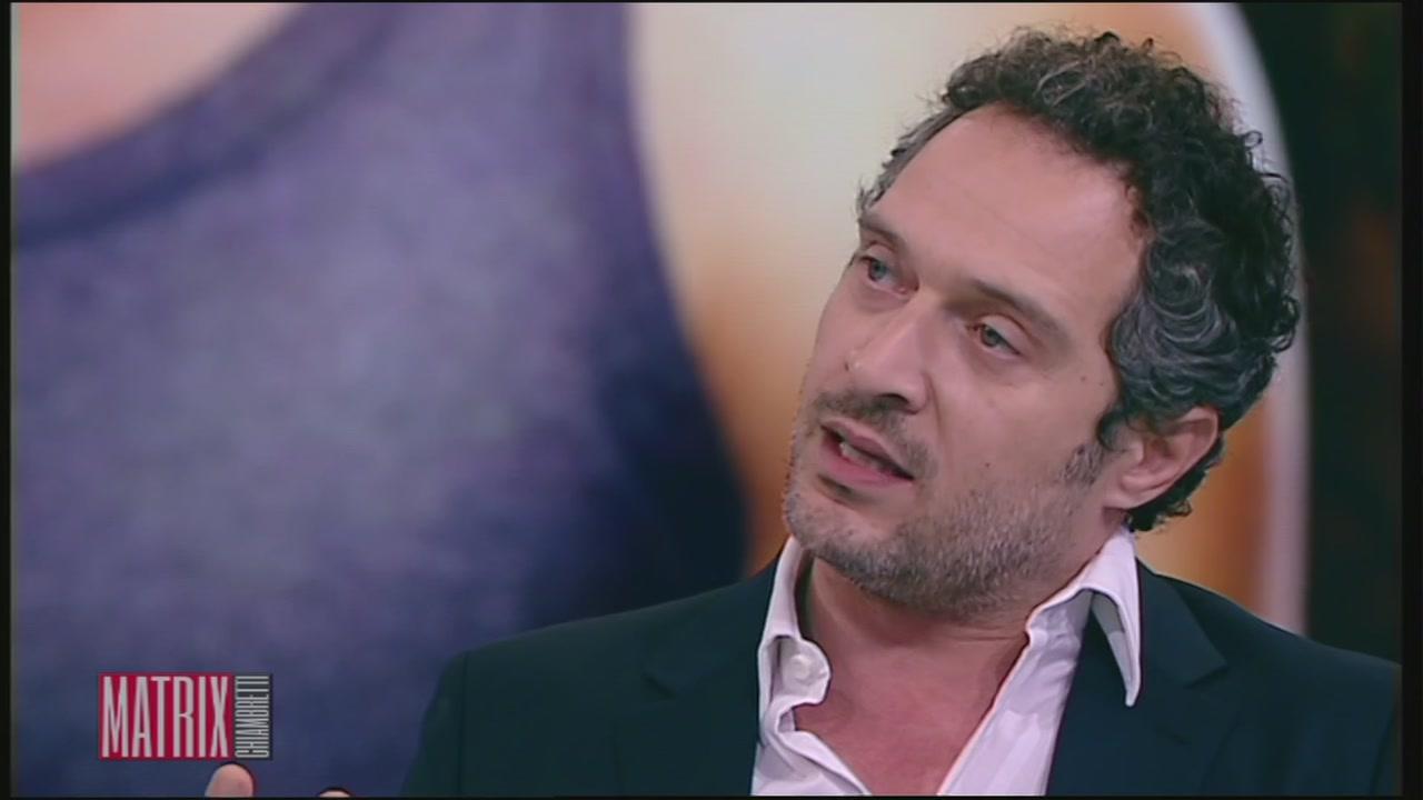 Claudio Santamaria, fenomeno del cinema