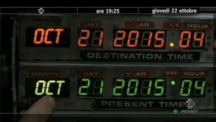 Il futuro di ritorno al futuro ? arrivato!