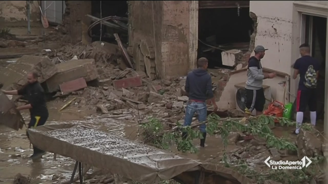 Alluvione a Livorno, 7 morti