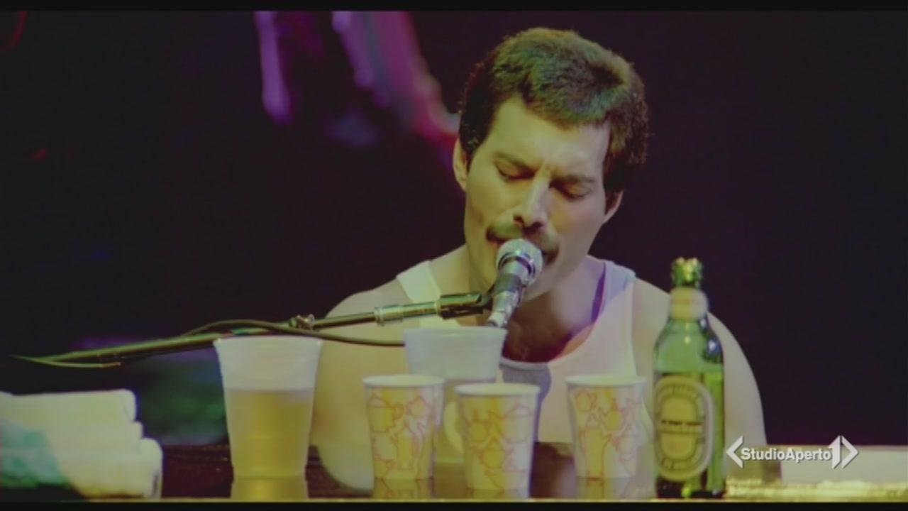 In arrivo il film sulla vita di Freddie Mercury