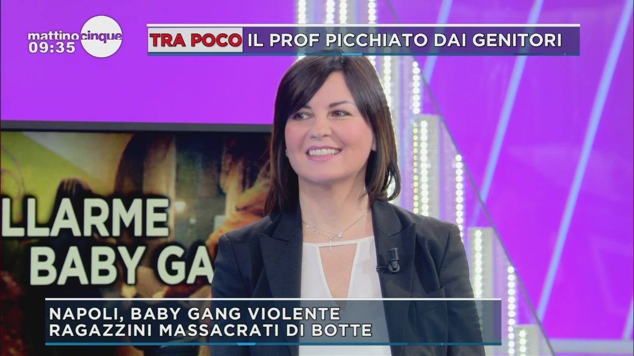 Napoli: baby gang violente