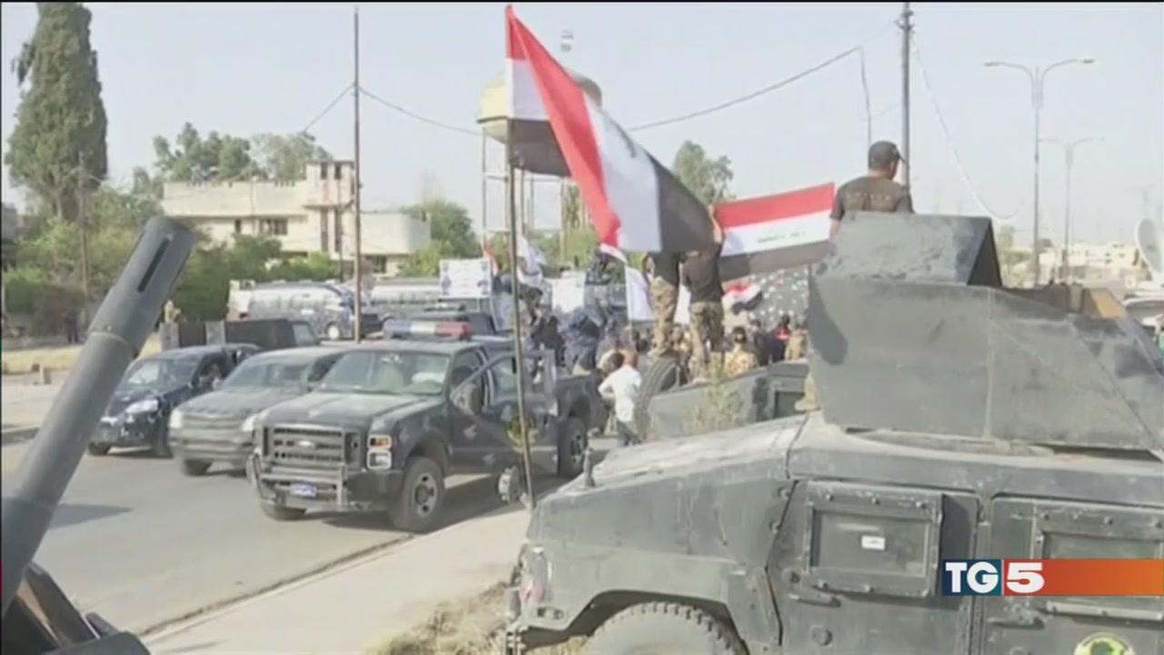 """Mosul è libera """"Isis sconfitta"""""""