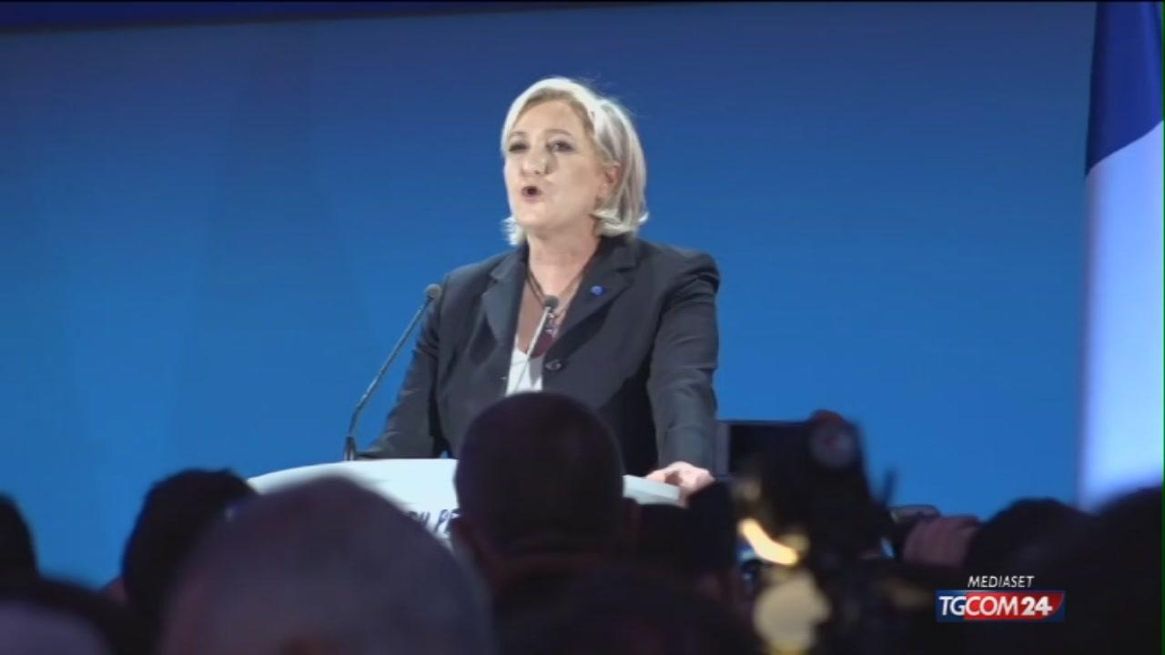 Voto Francia, boom della Le Pen: mai così tanti voti