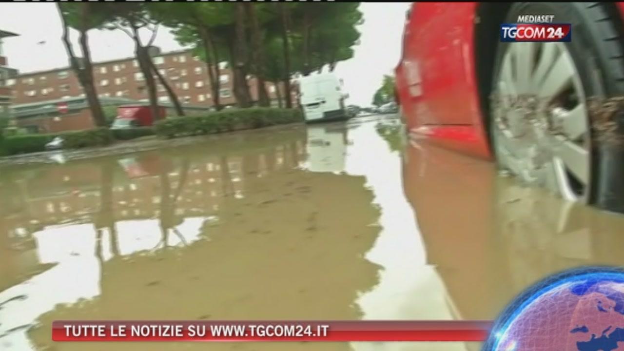Ondata di maltempo in Toscana: sei morti e due dispersi nel Livornese