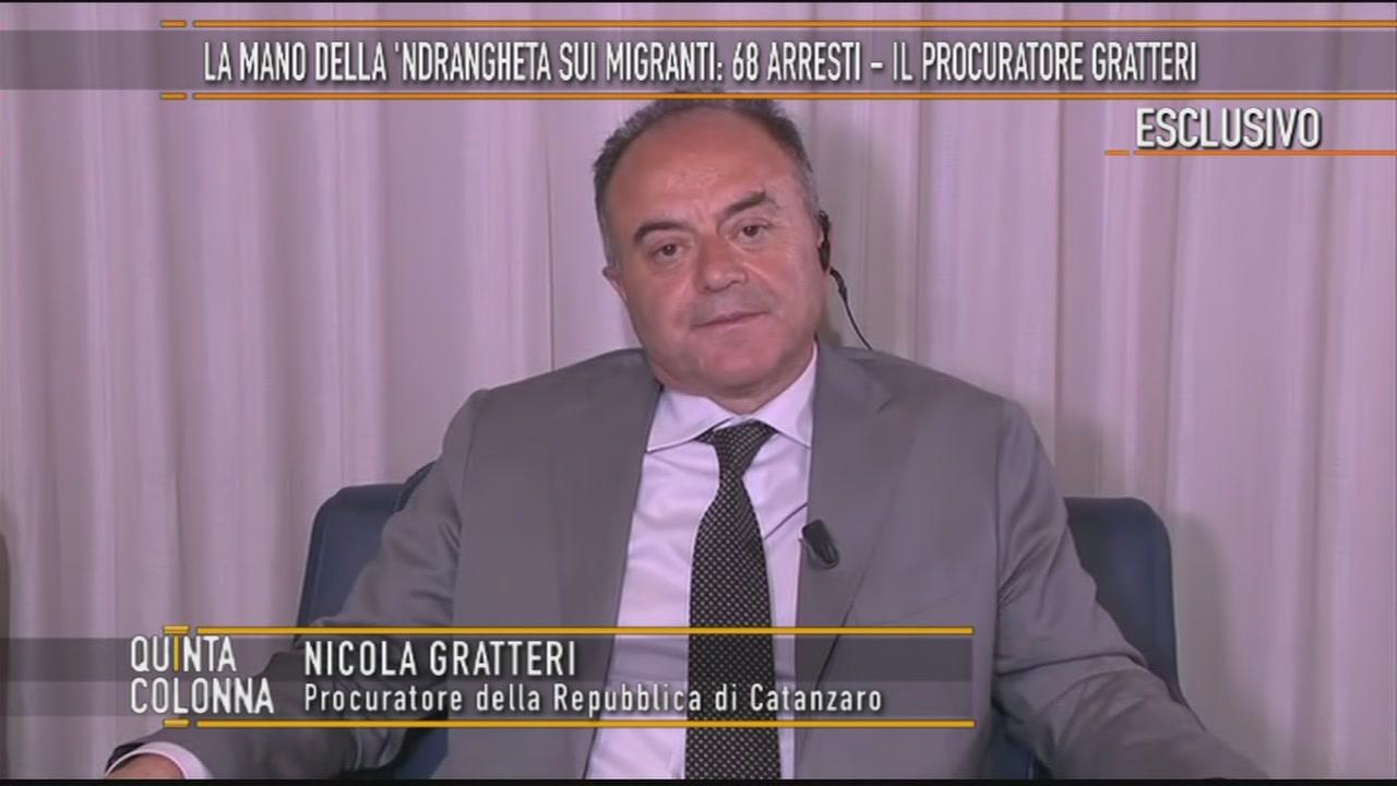 Traffici, accoglienza, malaffare, criminalità d'Italia