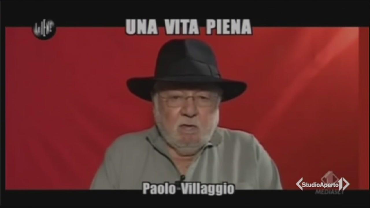 Il dissacrante cinismo di Paolo Villaggio