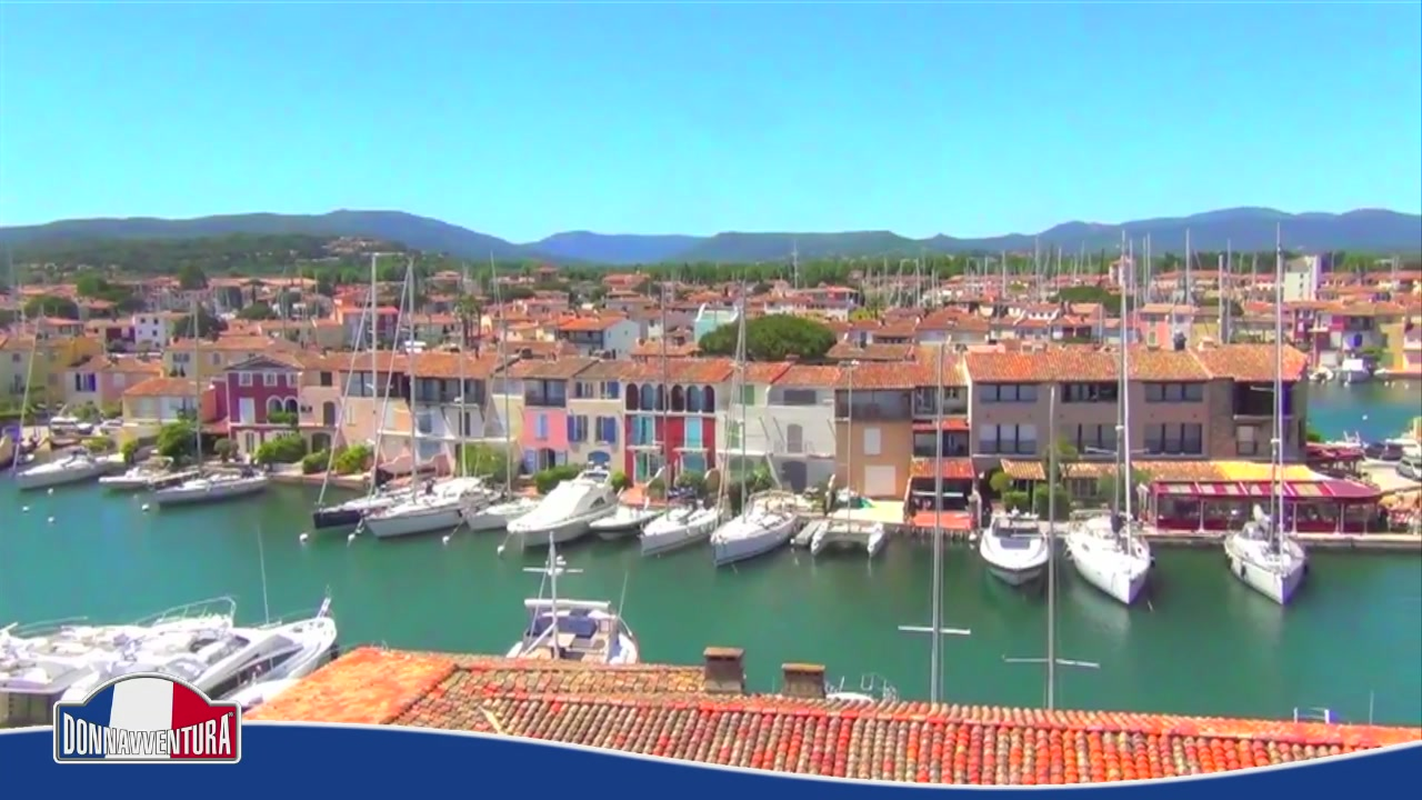 Port Grimaud, un tesoro della Provenza
