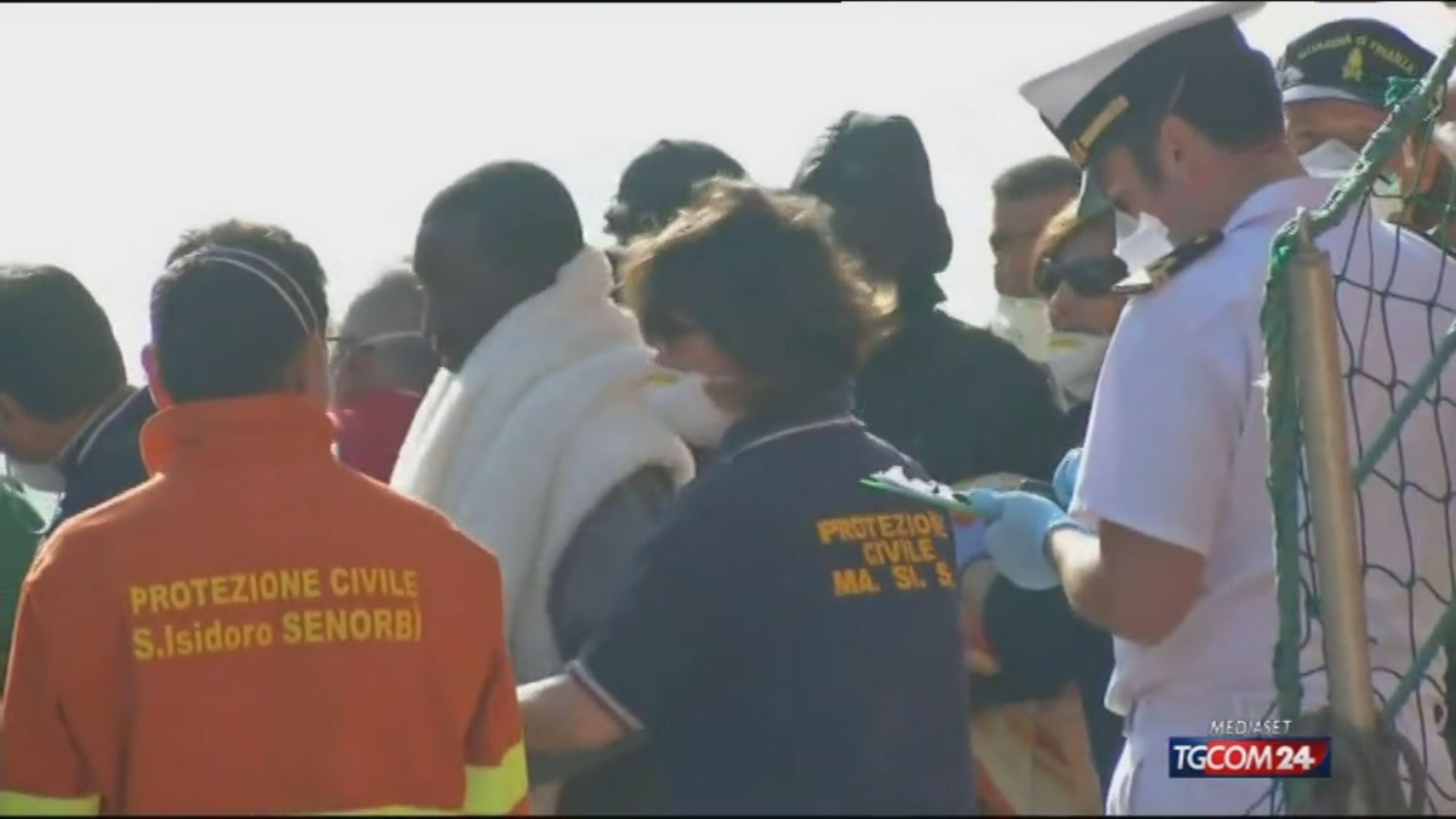 Immigrati, emergenza dalla Sicilia alla Slovenia