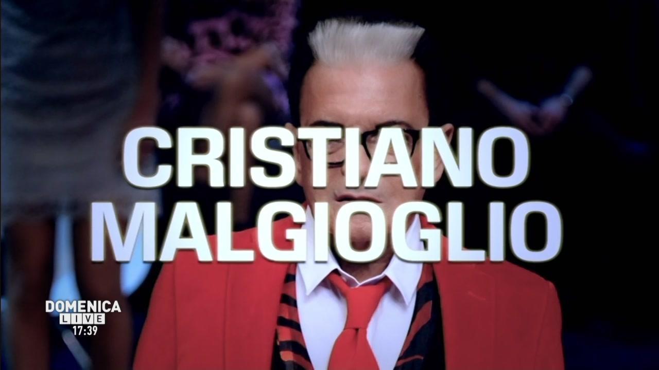 Cristiano Malgioglio Story