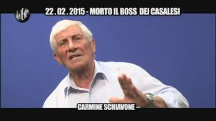 22-02-2015 - Morto il Boss dei Casalesi
