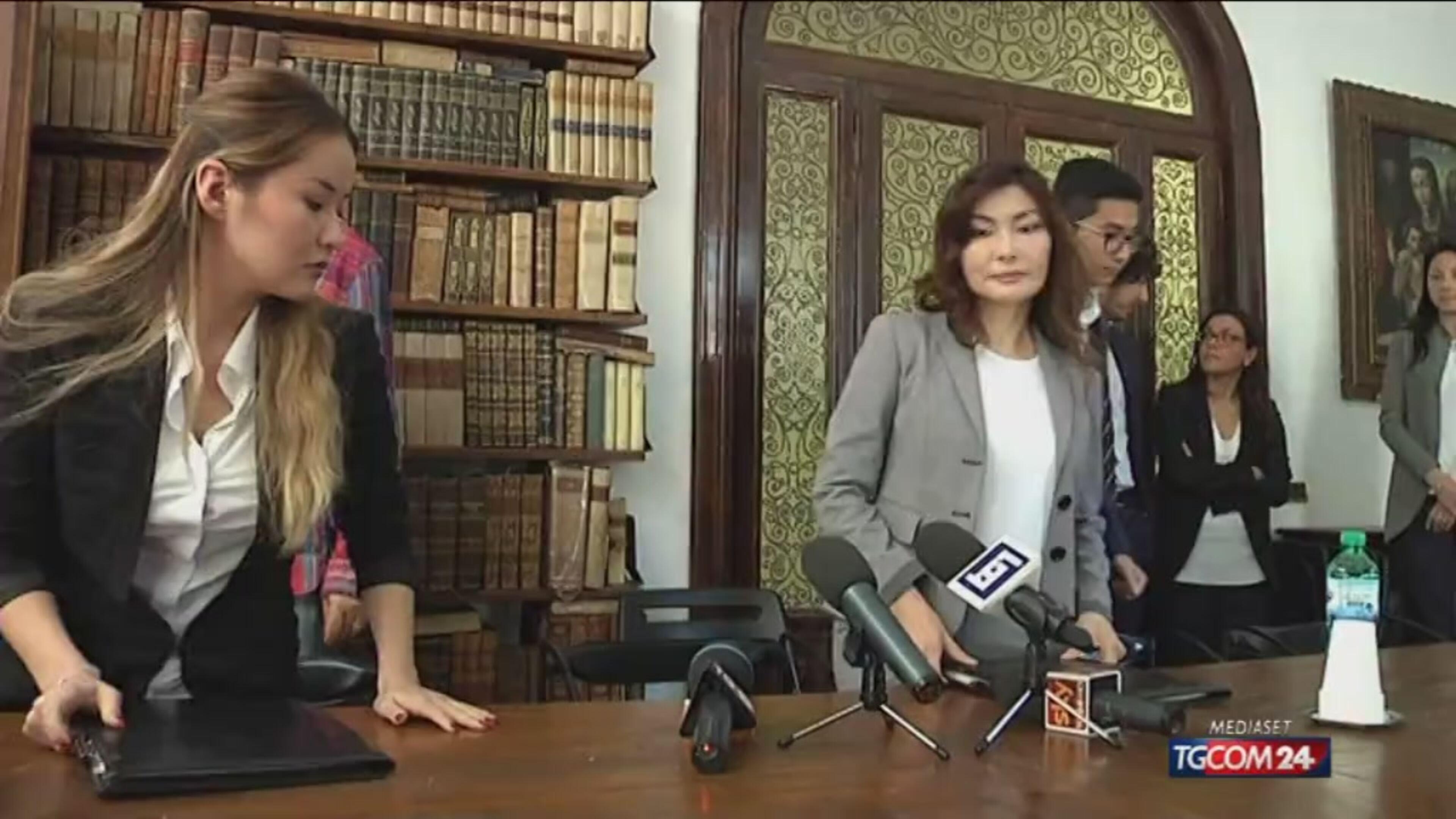 """""""Shalabayeva fu rapita"""", agenti verso il processo"""