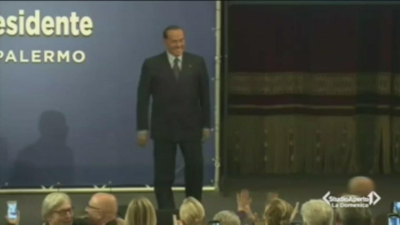 Berlusconi non crede alle interferenze di Mosca
