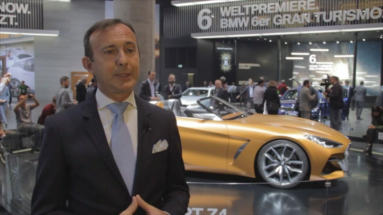 Trionfo BMW a Francoforte