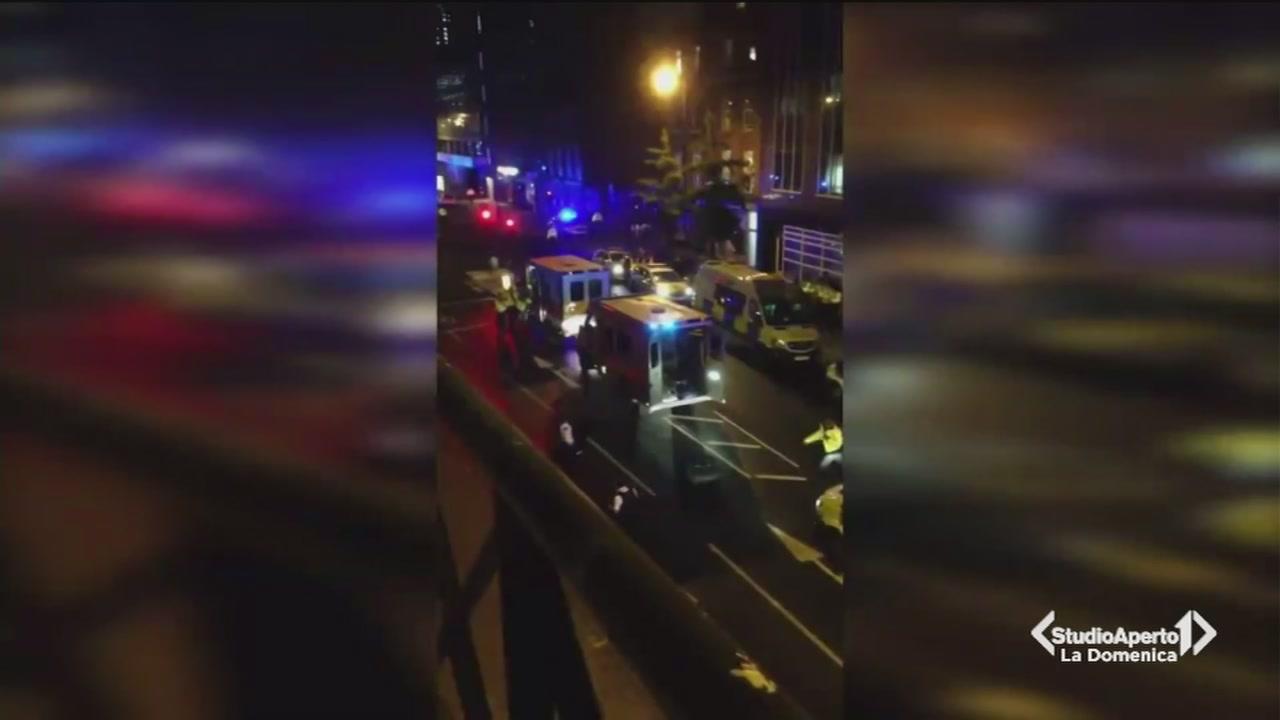 La notte di terrore di Londra