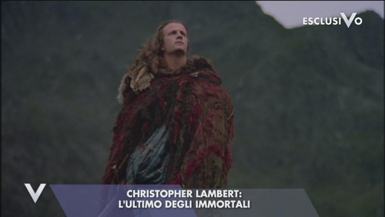 Christopher Lambert story