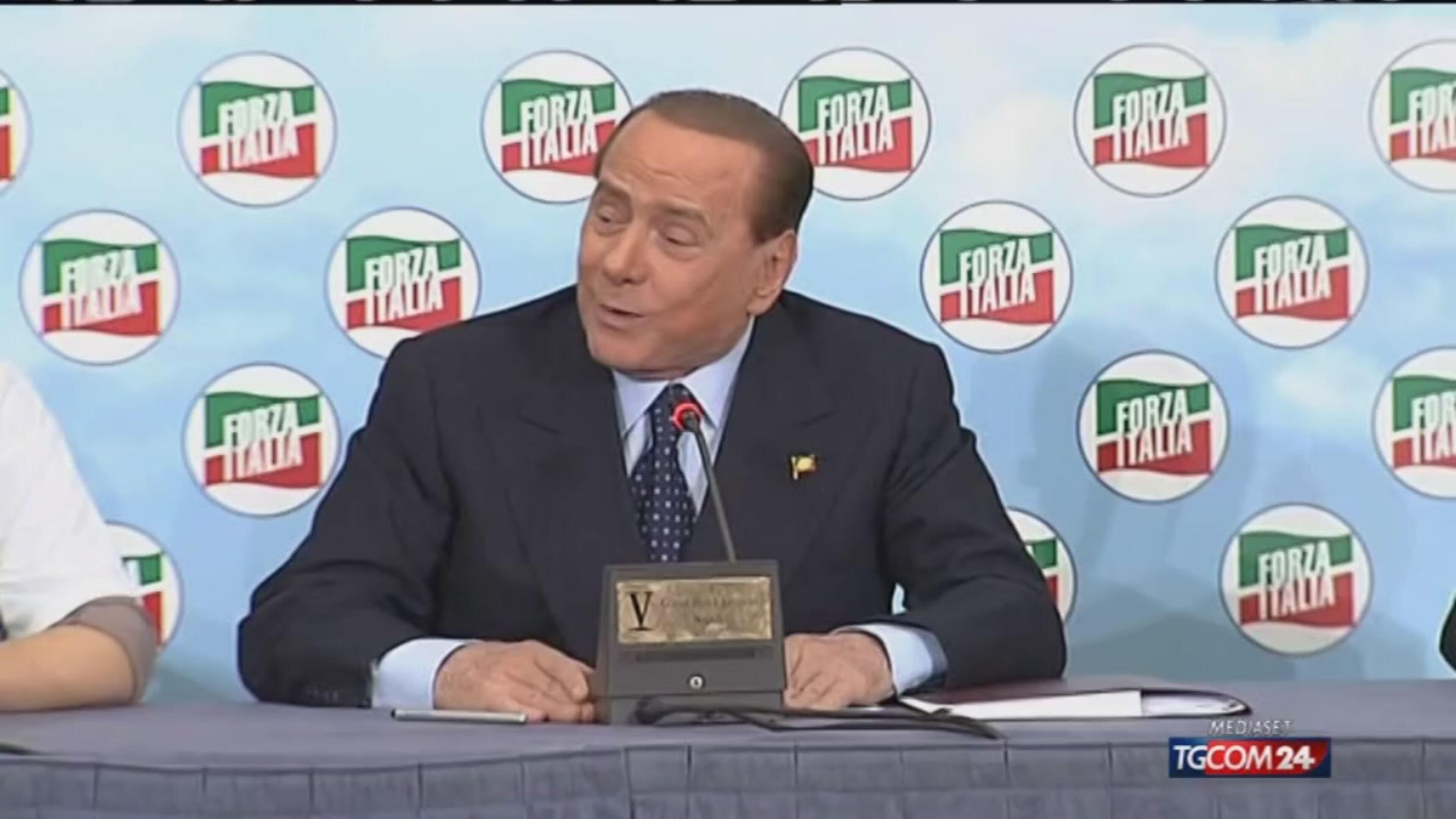 Berlusconi: la retroattività della Severino un sacrilegio