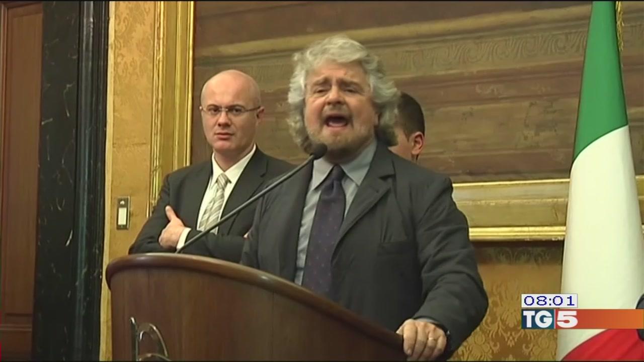 Legge elettorale Grillo blinda il patto