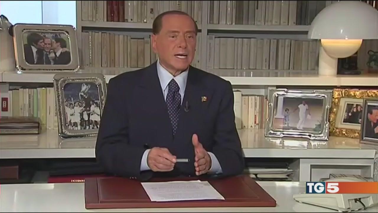 """Berlusconi ad Ischia """"noi uniti e vincenti"""""""