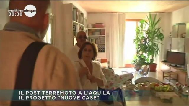 Berlusconi, il post terremoto dell'Aquila e il progetto 'nuove case'