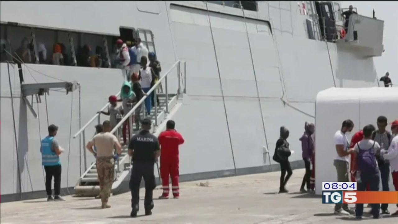 Crisi migranti vertice a Tallin