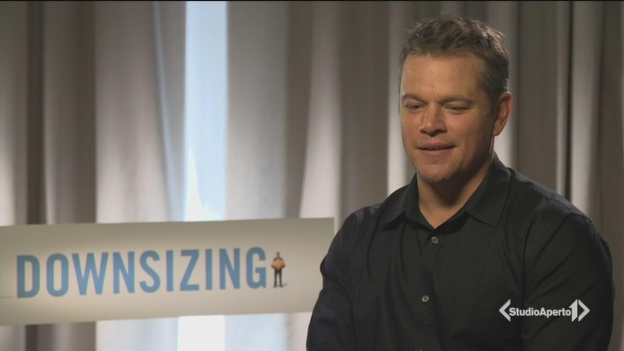 Venezia al via con Matt Damon