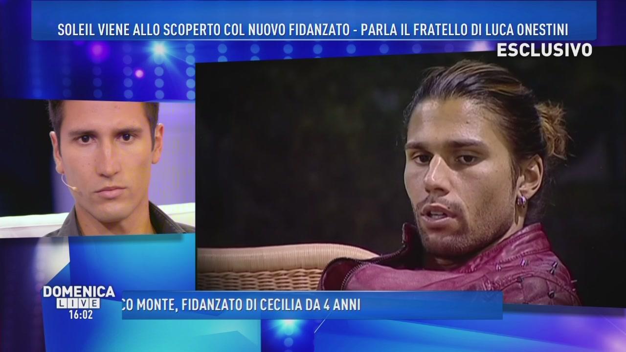 """L'amarezza di Luca: """"mi ha barattato per un'apparizione in tv"""""""