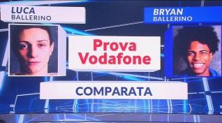 Prova Vodafone – 21 aprile