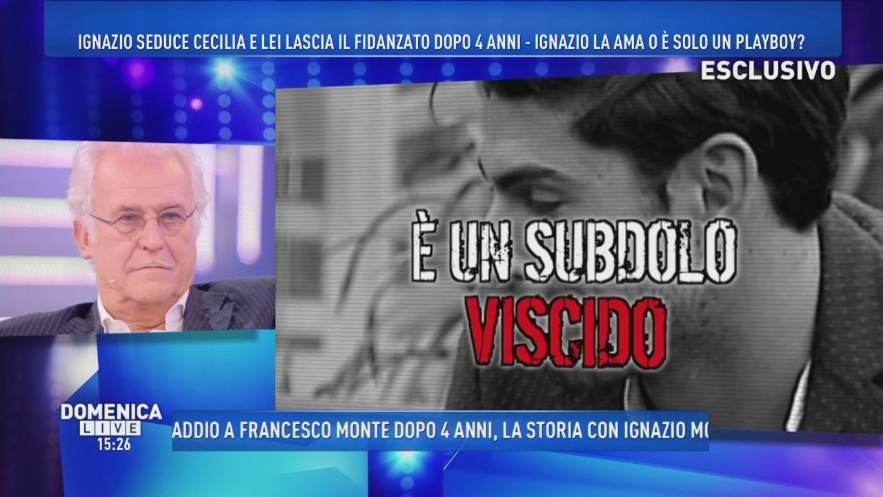 Francesco Monte VS Ignazio Moser