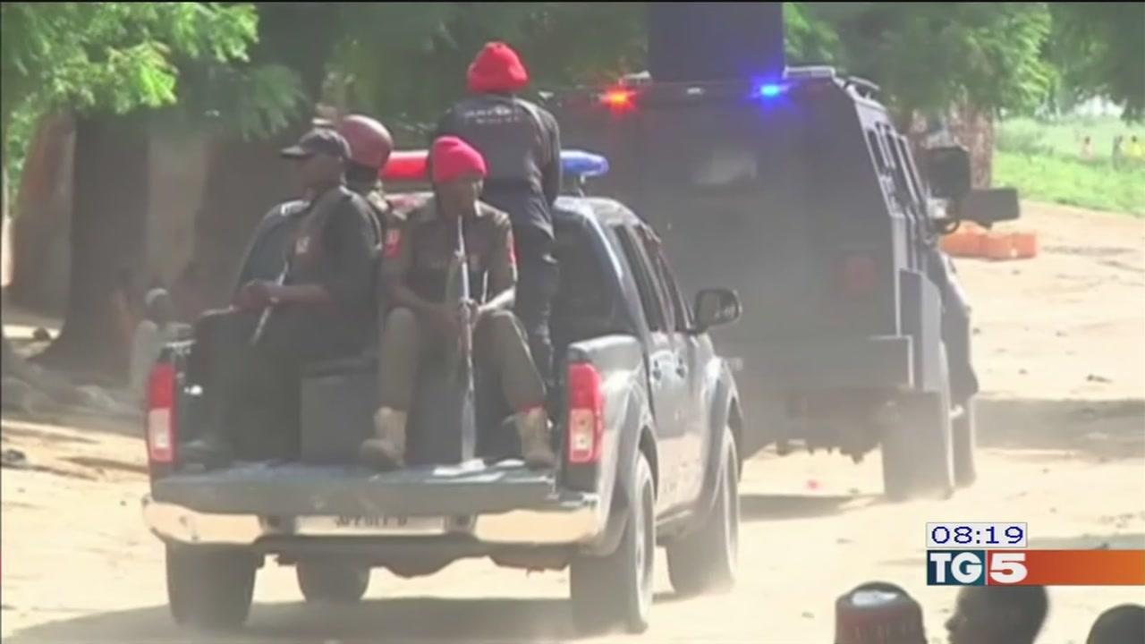 Rapito in Nigeria un sacerdote italiano