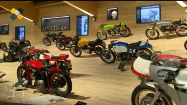 Il museo delle moto