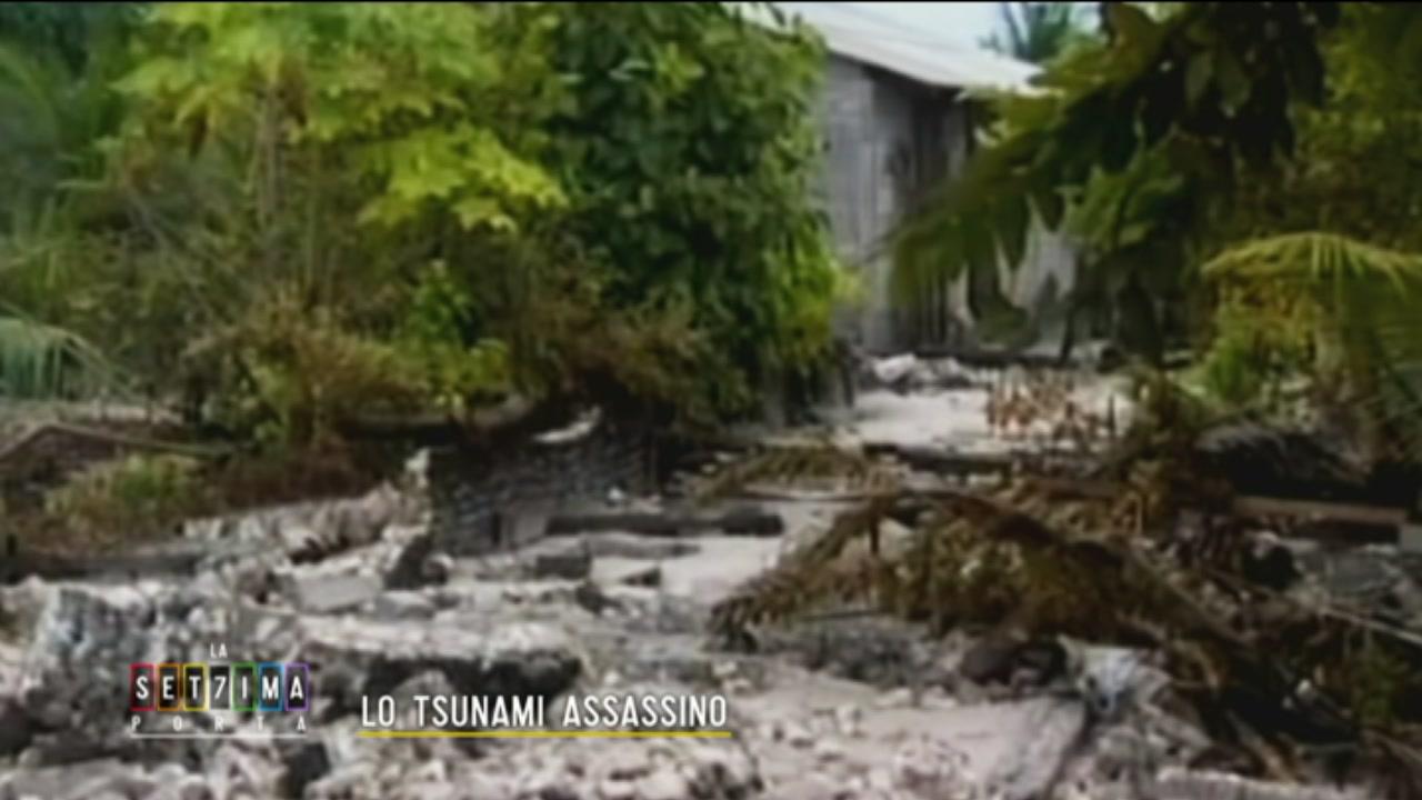 Lo tsunami assassino