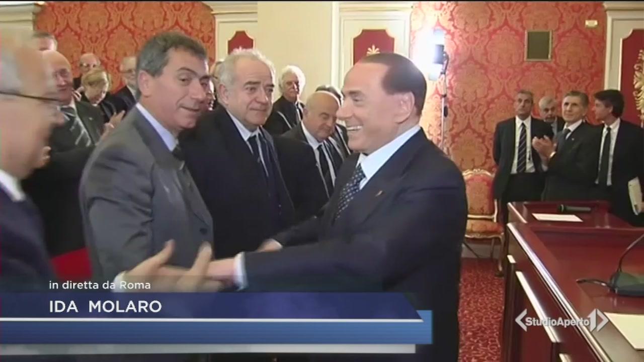 Silvio Berlusconi convoca il vertice del centrodestra