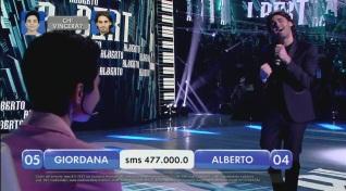 Alberto vs Giordana – La finalissima – XI esibizione
