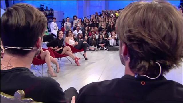 Andrea e Giulia: scintille…